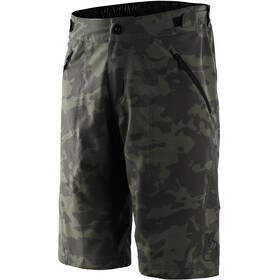 Troy Lee Designs Skyline Shell Shorts, camo green